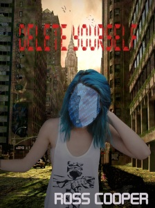 Delete Yourself: Front Cover